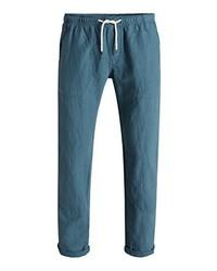 Pantalon chino bleu canard edc by Esprit
