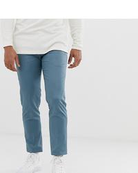 Pantalon chino bleu canard Noak
