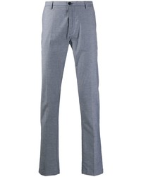Pantalon chino bleu clair BOSS HUGO BOSS