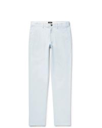 Pantalon chino bleu clair Club Monaco