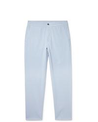 Pantalon chino bleu clair Ermenegildo Zegna