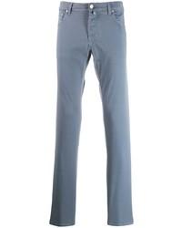 Pantalon chino bleu clair Jacob Cohen