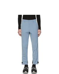 Pantalon chino bleu clair Prada