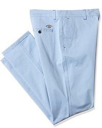 Pantalon chino bleu clair Spagnolo