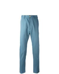 Pantalon chino bleu clair Vivienne Westwood MAN