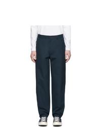 Pantalon chino bleu marine Comme Des Garcons SHIRT