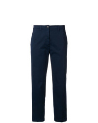 Pantalon chino bleu marine Department 5