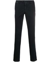 Pantalon chino bleu marine Eleventy