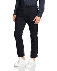 Pantalon chino bleu marine Esprit