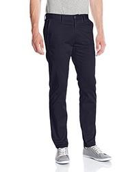 Pantalon chino bleu marine G-Star RAW