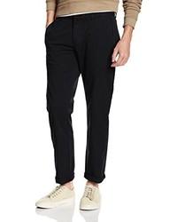 Pantalon chino bleu marine Gant