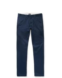 Pantalon chino bleu marine J.Crew