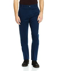 Pantalon chino bleu marine James Tyler