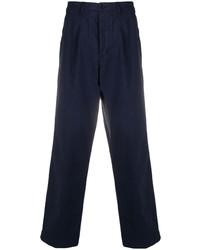 Pantalon chino bleu marine Kenzo