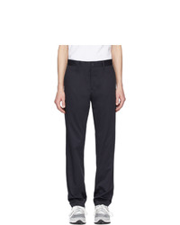 Pantalon chino bleu marine Norse Projects