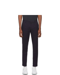 Pantalon chino bleu marine Paul Smith