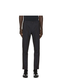 Pantalon chino bleu marine Ps By Paul Smith