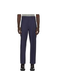 Pantalon chino bleu marine Random Identities
