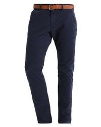 Pantalon chino bleu marine s.Oliver