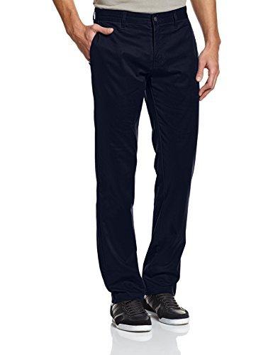 Pantalon chino bleu marine Volcom