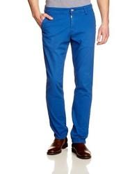 Pantalon chino bleu Timezone