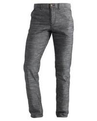Pantalon chino bleu Tom Tailor