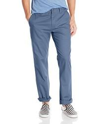 Pantalon chino bleu Volcom