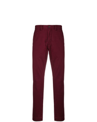 Pantalon chino bordeaux Polo Ralph Lauren
