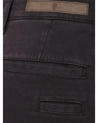 Pantalon chino bordeaux Eleventy