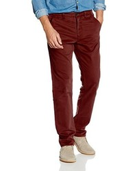 Pantalon chino bordeaux Timberland