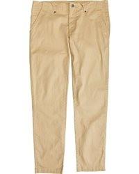 Pantalon chino brun clair original 3402249