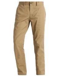 Pantalon chino brun clair Brixton