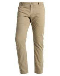 Pantalon chino brun clair Dockers