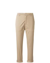 Pantalon chino brun clair Hope