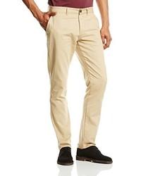 Pantalon chino brun clair Lyle & Scott