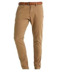 Pantalon chino brun clair s.Oliver