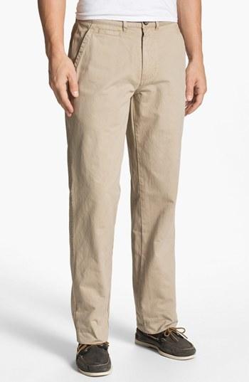Pantalon chino brun clair Vintage 1946