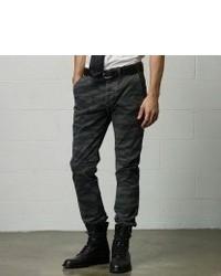 Pantalon chino camouflage