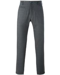 Pantalon chino en laine gris Barena