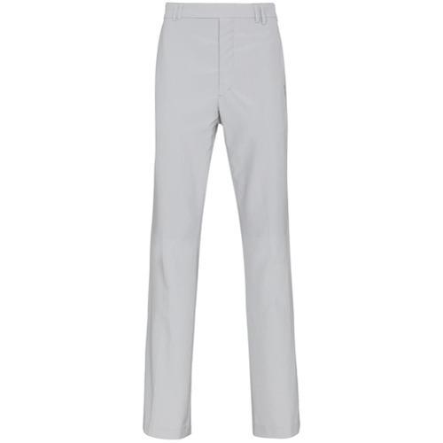 Pantalon chino en laine gris Mackintosh 0002