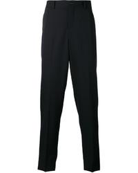 Pantalon chino en laine noir Comme des Garcons