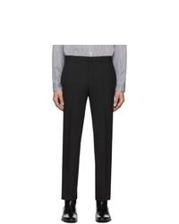 Pantalon chino en laine noir Givenchy