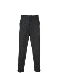 Pantalon chino en laine noir Oamc