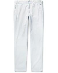 Pantalon chino en sergé blanc Club Monaco