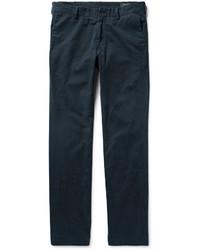 Pantalon chino en sergé bleu marine Polo Ralph Lauren