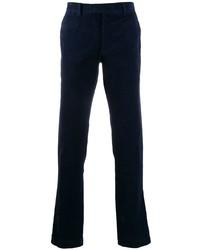 Pantalon chino en velours côtelé bleu marine Polo Ralph Lauren