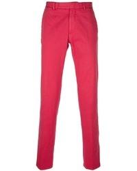 Pantalon chino fuchsia Ralph Lauren