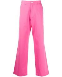 Pantalon chino fuchsia ROWING BLAZERS