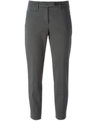 Pantalon chino gris fonce original 2146587
