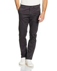 Pantalon chino gris foncé Esprit